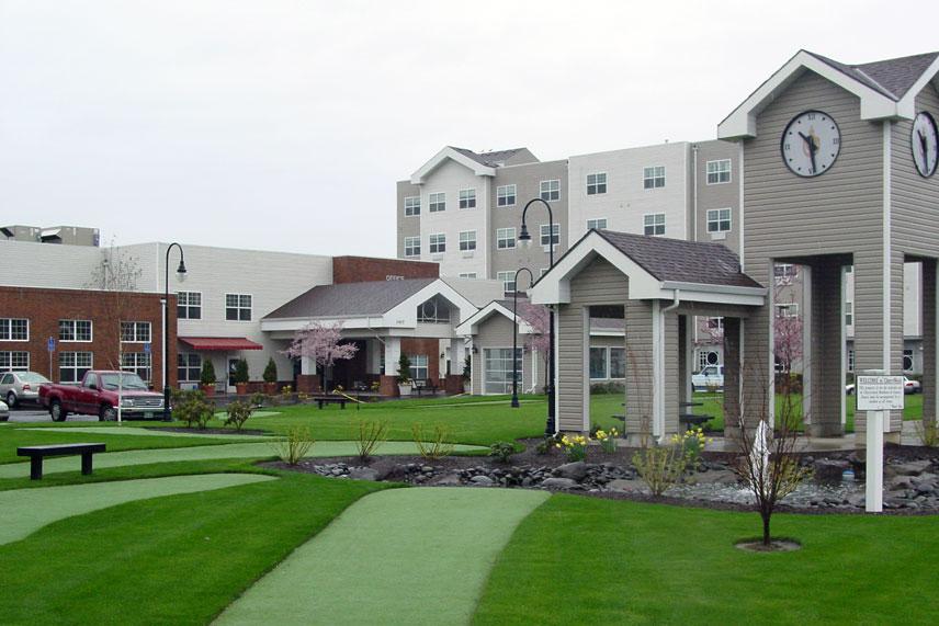 Village Gardens Apartments Portland Oregon